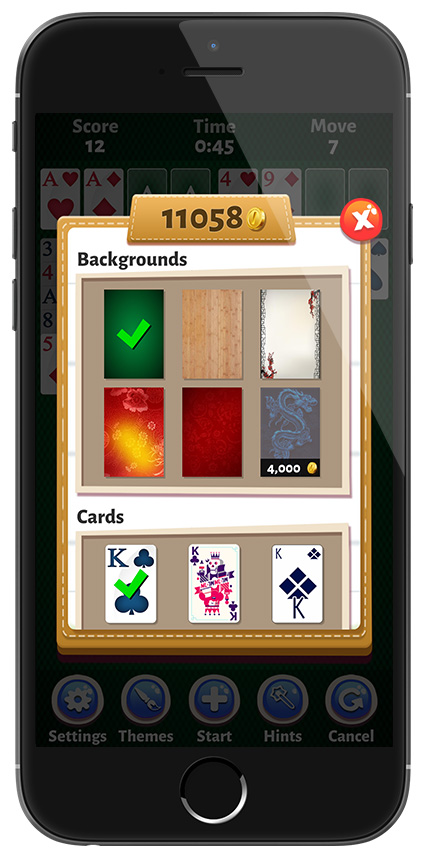 FreeCell Solitaire – Apps & Graphics